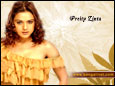 New Hindi Stars Priety Zinta