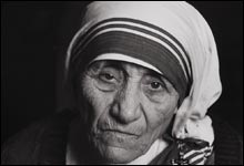 Know more about Mother Teresa