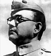 know more about Subhas Chandra Bose